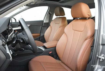 Audi A4 2021 Opiniones Prueba Mexico 19