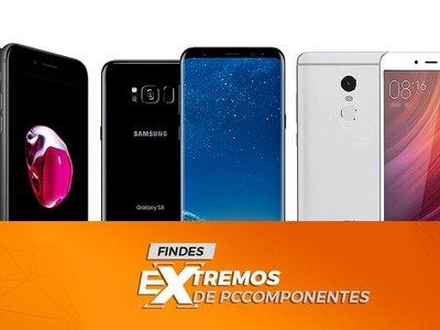 Fin de Semana Extremo en PCComponentes: los mejores smartphones a los mejores precios
