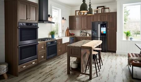 Samsung apuesta por los electrodomésticos conectados en su nueva gama de cocinas inteligentes