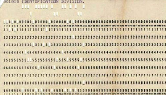 El legendario lenguaje de programación COBOL acaba de cumplir 60 años, y es probable que cumpla otros 60 más
