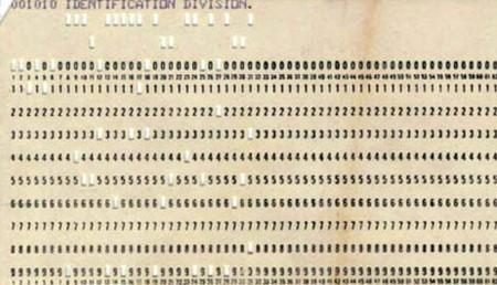 El legendario lenguaje de programación COBOL acaba de