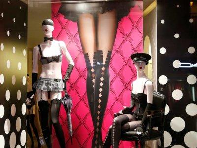 Las 17 tiendas más sexys de Madrid y Barcelona