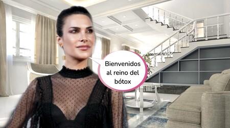 Carla Barber muestra por primera vez su nuevo casoplón de Madrid: ¿es la mansión de María Teresa Campos?