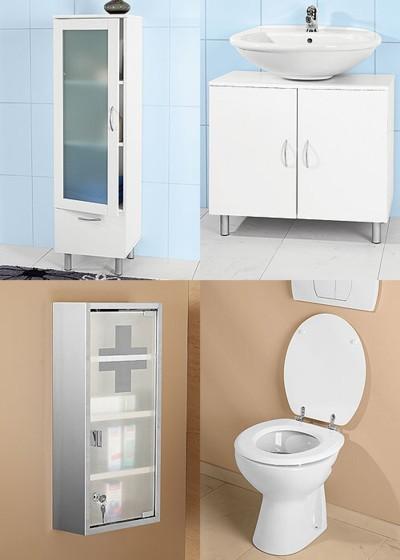 ducha griferías muebles de baño Lidl