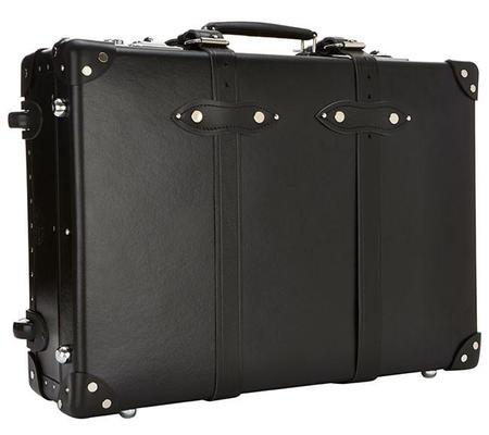 la maleta tiene adems acabados de piel cocidos a mano que le aportan elegancia y durabilidad puedes ordenar esta magnfica maleta de viaje en