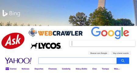 Google es el dominador absoluto, pero había vida antes de él: estos son los buscadores a los que derrotó y cómo consiguió hacerlo
