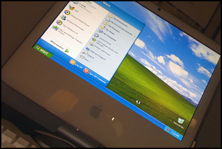 iMac con Windows XP