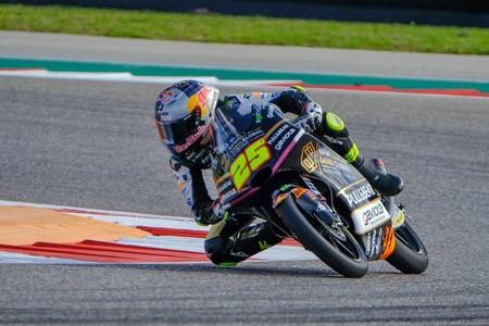 Raul Fernandez Motogp Americas 2019