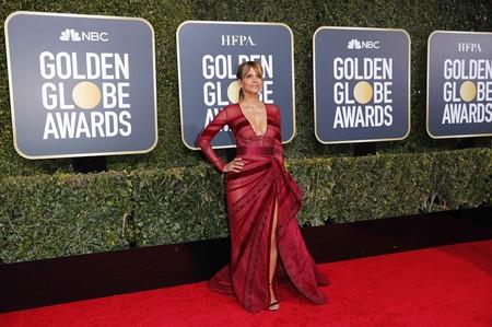 Globos de Oro 2019: Halle Berry protagoniza el escote de la noche