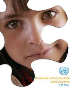Día Mundial de Concienciación sobre el Autismo 2013