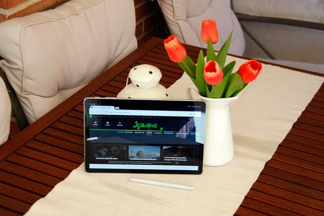 Samsung Galaxy Tab S4, análisis: una gran tableta con un gran problema llamado Android