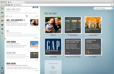 Alto, AOL lanza un nuevo cliente de correo web