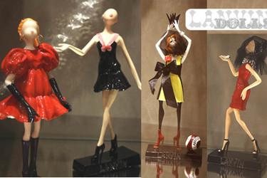 Muñecas de Lanvín