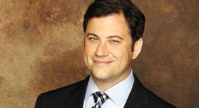 Jimmy Kimmel presentará los Emmy 2012