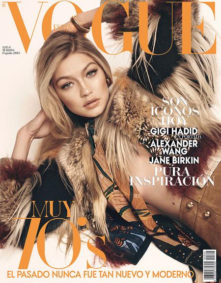 Vogue España: Gigi Hadid