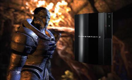 'Mass Effect' podría salir en PS3