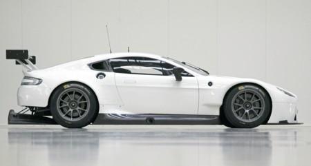 Aston Martin Vantage Gte 2016 Lateral