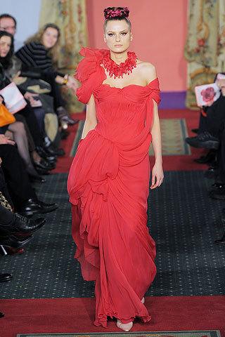 Foto de Christian Lacroix alta Costura primavera-verano 2009 (12/15)