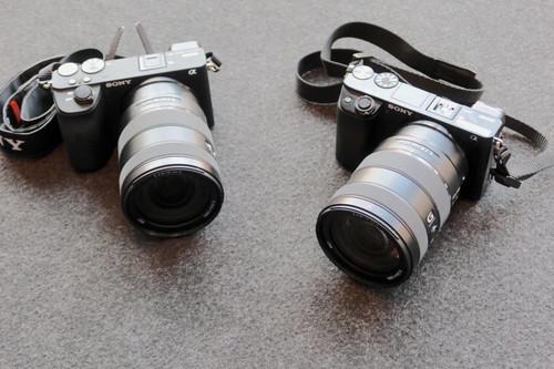 Sony A6600 y A6100, toda la información sobre los dos nuevos modelos de mirrorless y sensor APS-C con la última tecnología de la marca