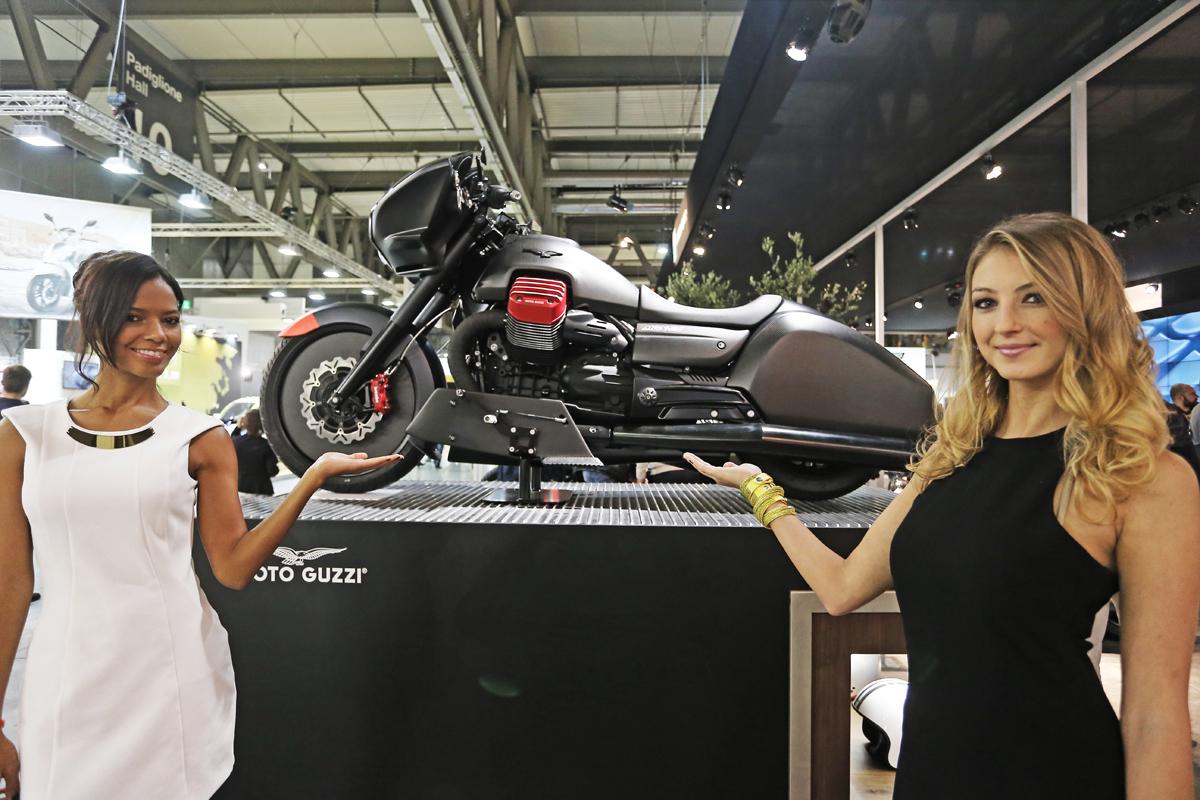 Foto de Moto Guzzi MGX-21 bagger a la italiana (12/12)