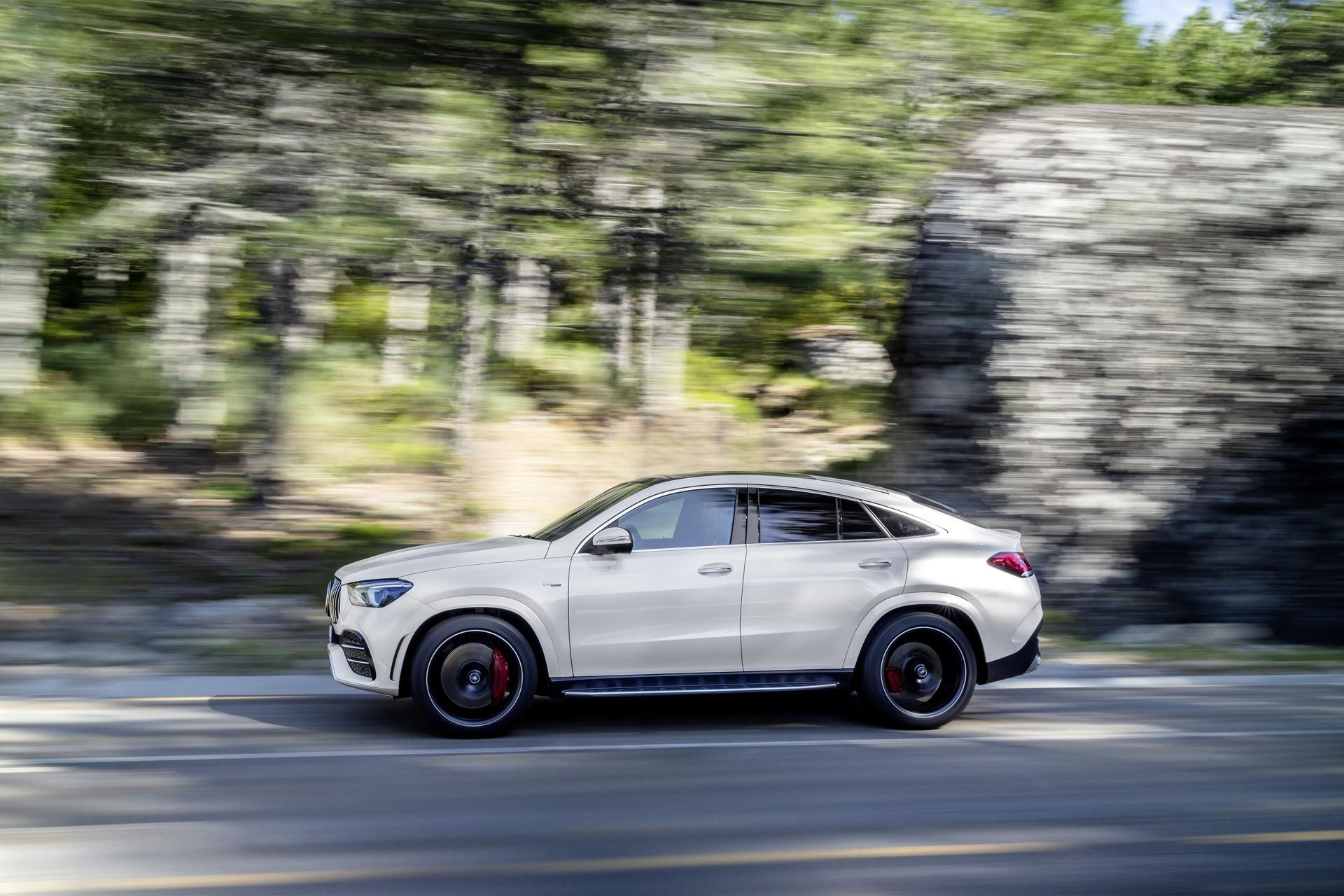 Foto de Mercedes-Benz GLE Coupé 2020 (20/52)