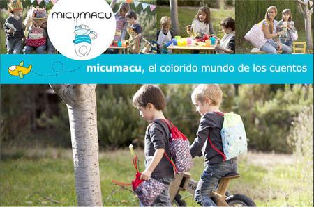 Los súper héroes y las súper princesas se han colado en los productos Micumacu