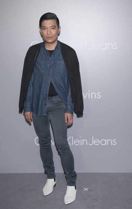 Calvin Klein Jeans Hong Kong Event Bryanboy 061115 Ph Getty Images
