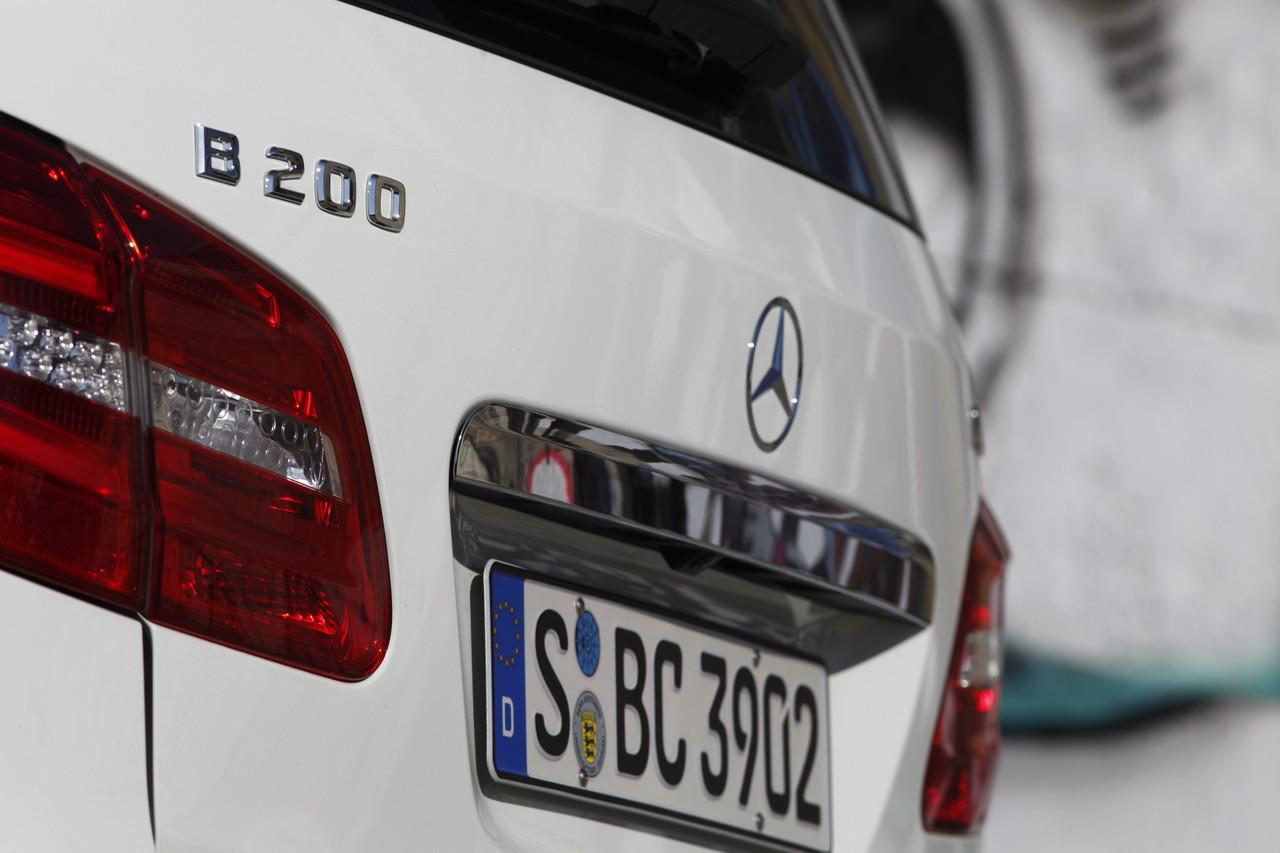 Foto de Mercedes-Benz Clase B (79/104)