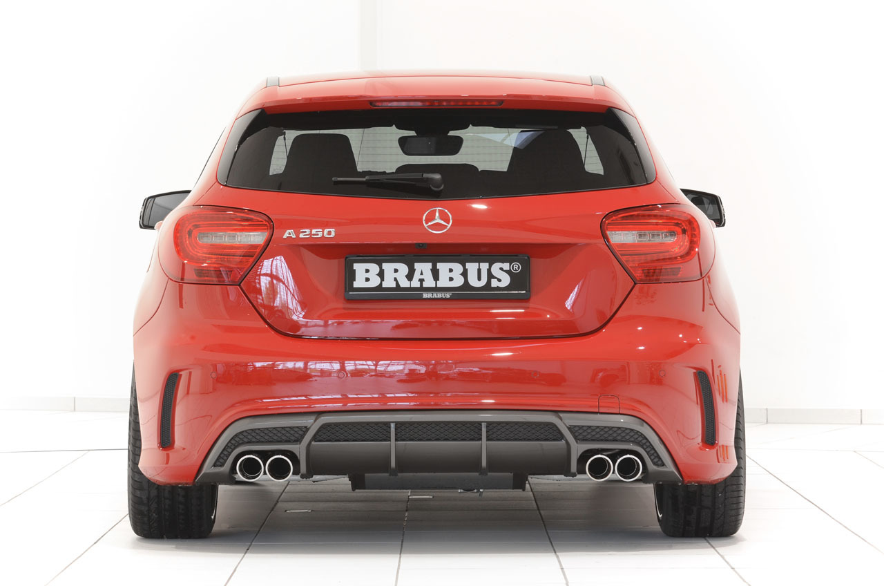 Foto de Brabus Mercedes-Benz Clase A (5/19)