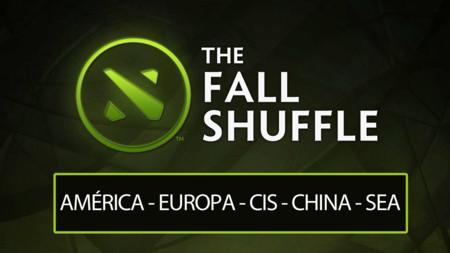 """El antes y el después del """"Fall Shuffle"""": así será la nueva temporada competitiva de Dota 2"""