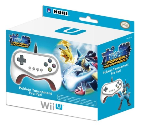 El mando arcade de Pokkén Tournament llegará a las Wii U occidentales