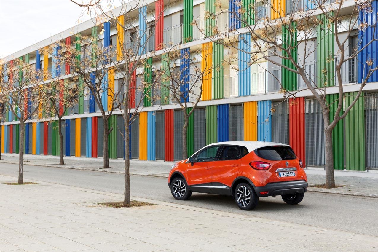 Foto de Renault Captur 2013 (11/19)