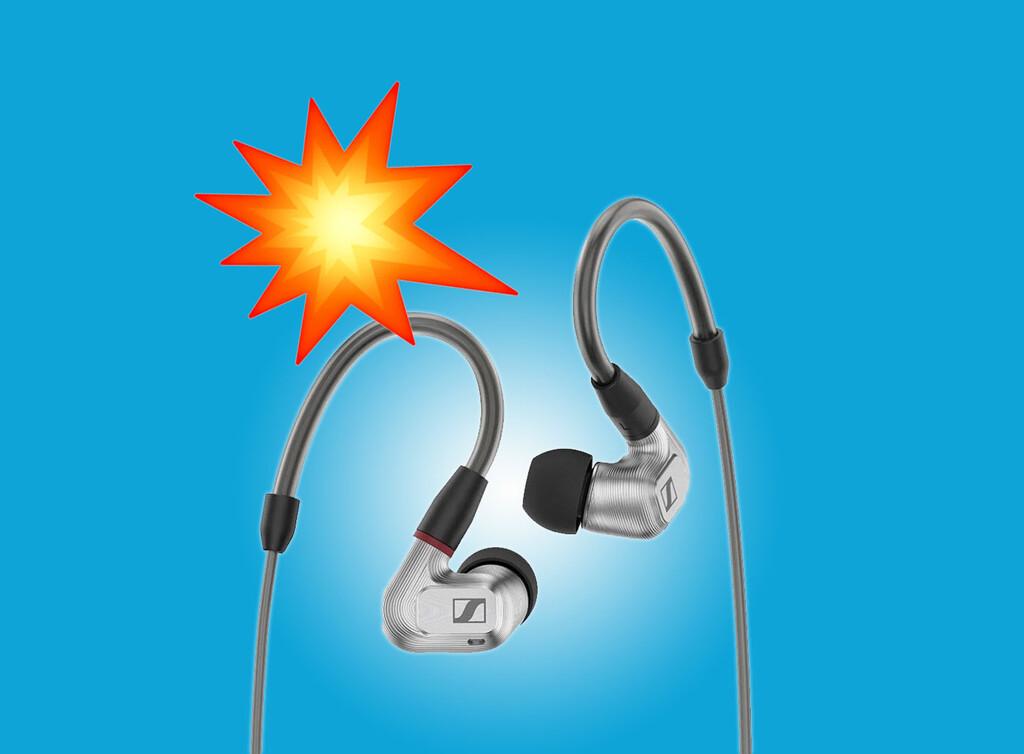 1.300 dólares por unos auriculares in-ear, con cable y sin cancelación: Sennheiser va a contracorriente con su última novedad