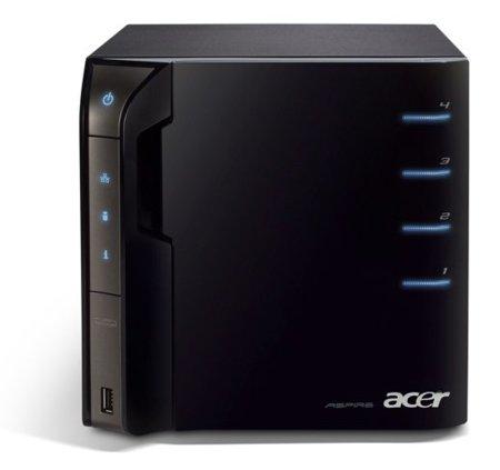 Acer EasyStore H341, una caja fuerte digital para todos