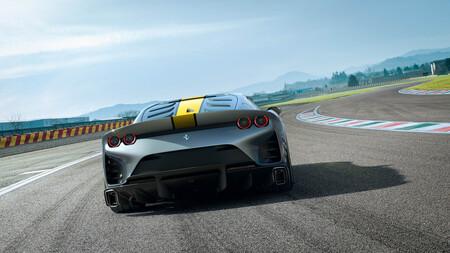 Ferrari 812 especial V12 a 9.500 vueltas