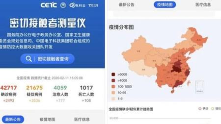 China Coronavirus App