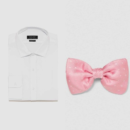 Trece Formidables Combinaciones De Camisas Y Corbatas Para Darle Vida A Cualquier Traje En Primavera 13