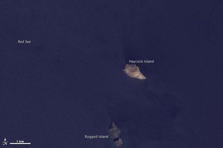 isla antes