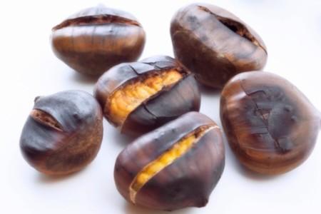 Época de castañas, el fruto seco sin grasa perfecto para el deportista