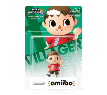 Amiibo Villager