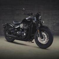 Más auténtica y mejor equipada por poco más: la Triumph Bonneville Bobber Black ya tiene precio definitivo