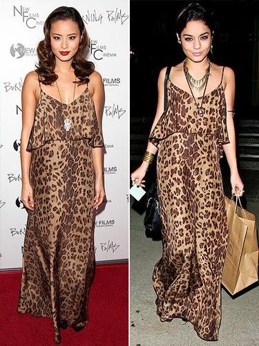¿Saturadas del estampado de leopardo?