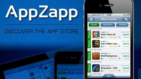 AppZapp, aplicación para no perderte las mejores ofertas de la App Store