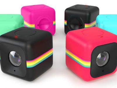 La Polaroid Cube se actualiza con WiFi para que no grabemos a ciegas