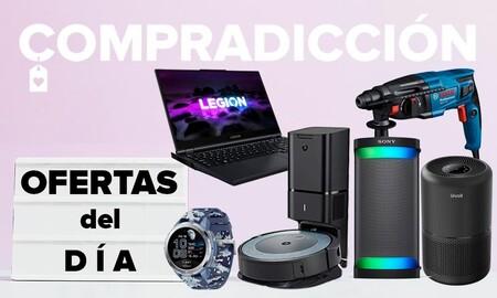 19 ofertas del día en Amazon: smartwatches Honor, altavoces Sony, portátiles Lenovo o herramientas Bosch a precios rebajados