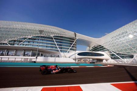 GP de Abu Dhabi de Fórmula 1: Jaime Alguersuari saldrá desde la decimoséptima posición
