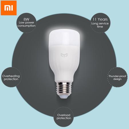 Venta Flash: Bombilla inteligente Xiaomi Yeelight por 10,98 euros