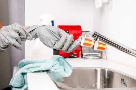 Peligros limpieza en el hogar coronavirus