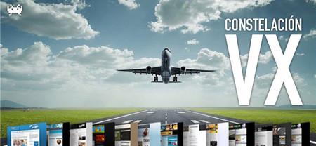Dispositivos móviles en un avión, críticas a iOS 7 y el sorprendente NeverWet. Constelación VX (CXLVI)