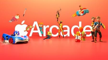 Arcade Apple